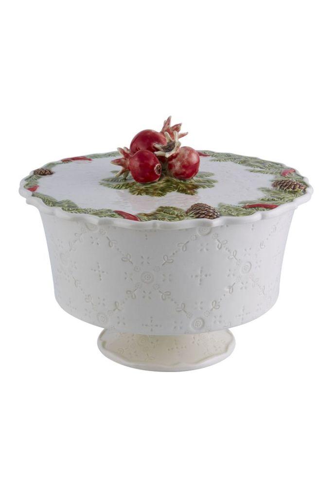 Bordallo Pinheiro candy bowl