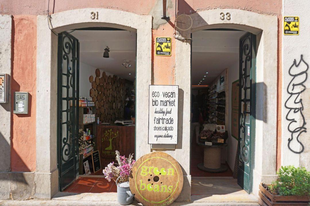 Green Beans store