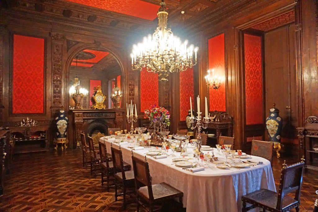 Small dining room Palacio da Ajuda