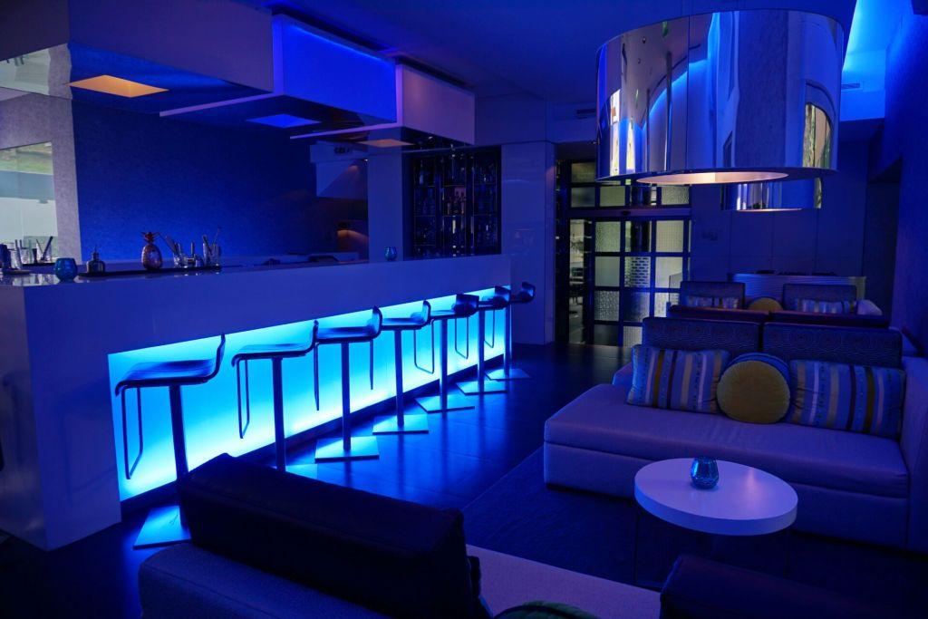 Bar at Arola Restaurant