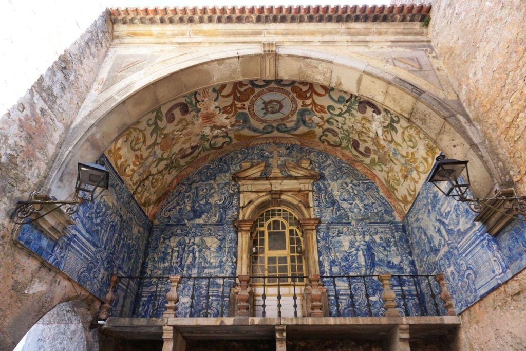 Porta de Vila Obidos