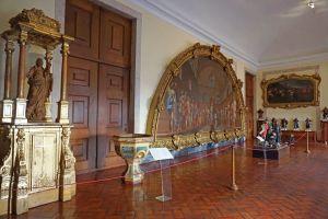 Palácio Nacional de Mafra religious art