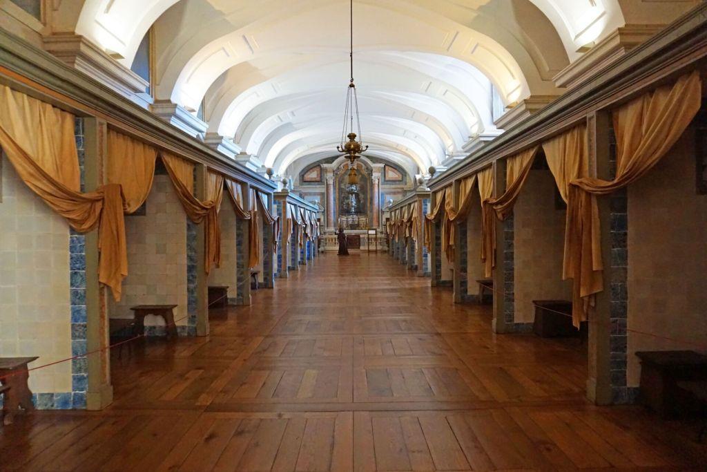 Palácio Nacional de Mafra infirmary