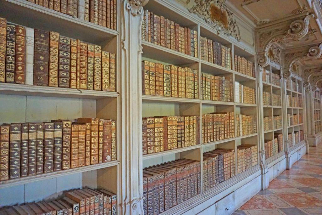Books Palácio Nacional de Mafra