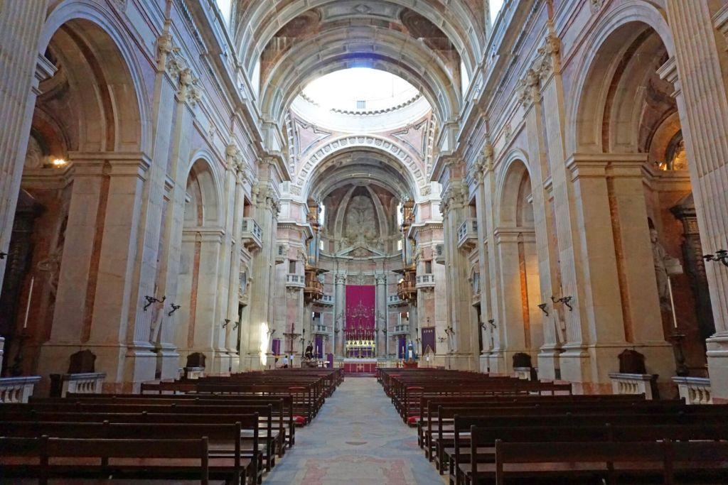 Basilica Palácio Nacional de Mafra