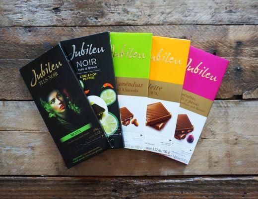 Jubileu giveaway selection