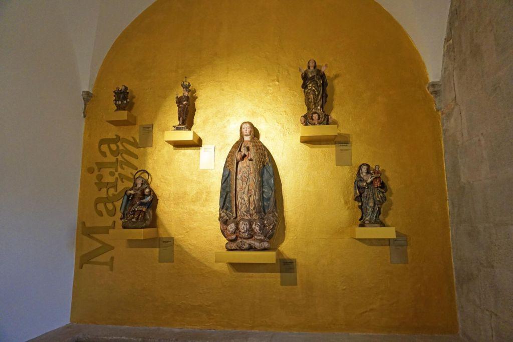 Religious art in Viseu
