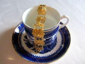 Diana gold bracelet 2