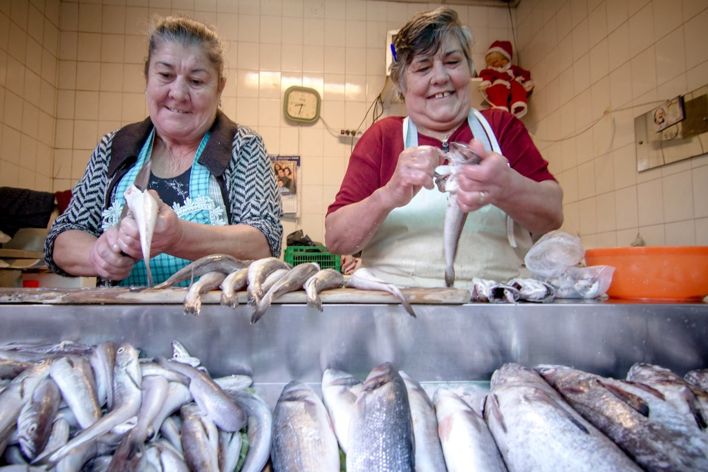 Undiscovered food stories of northern Portugal Ana Castro Fish & seafood