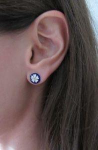 Flor Stud Earring 2