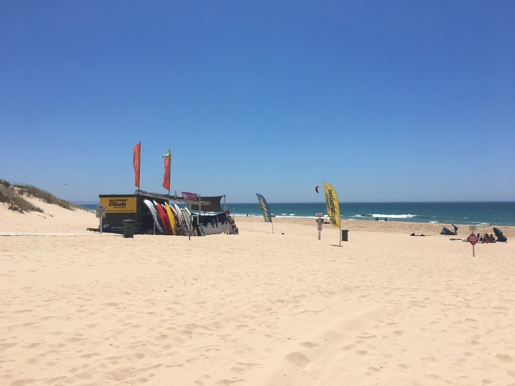 Nova Vaga Kite surf school