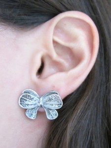 Sara earrings silver L4