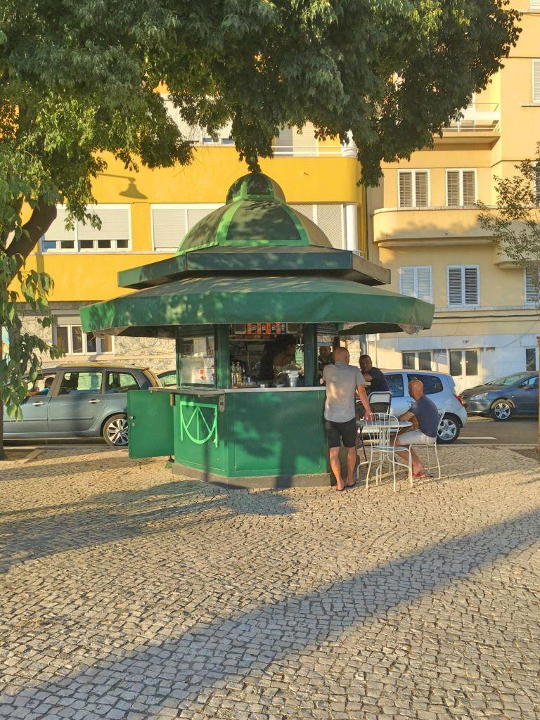Quiosque Campolide
