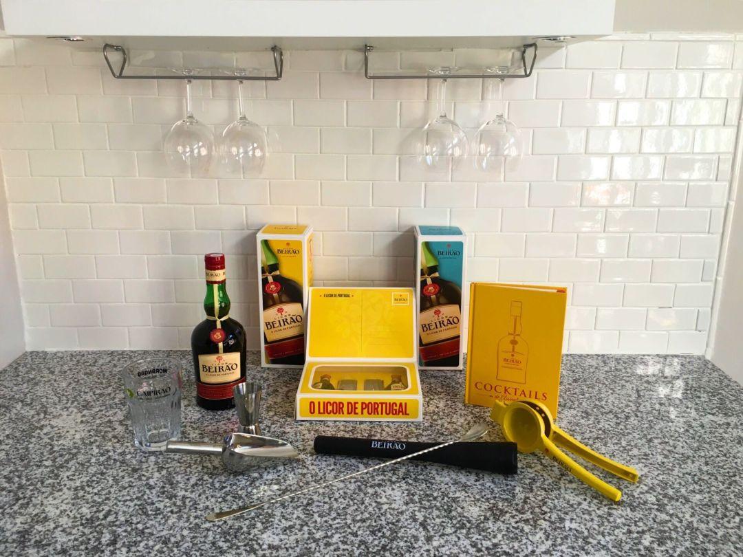 Licor Beirão goodies