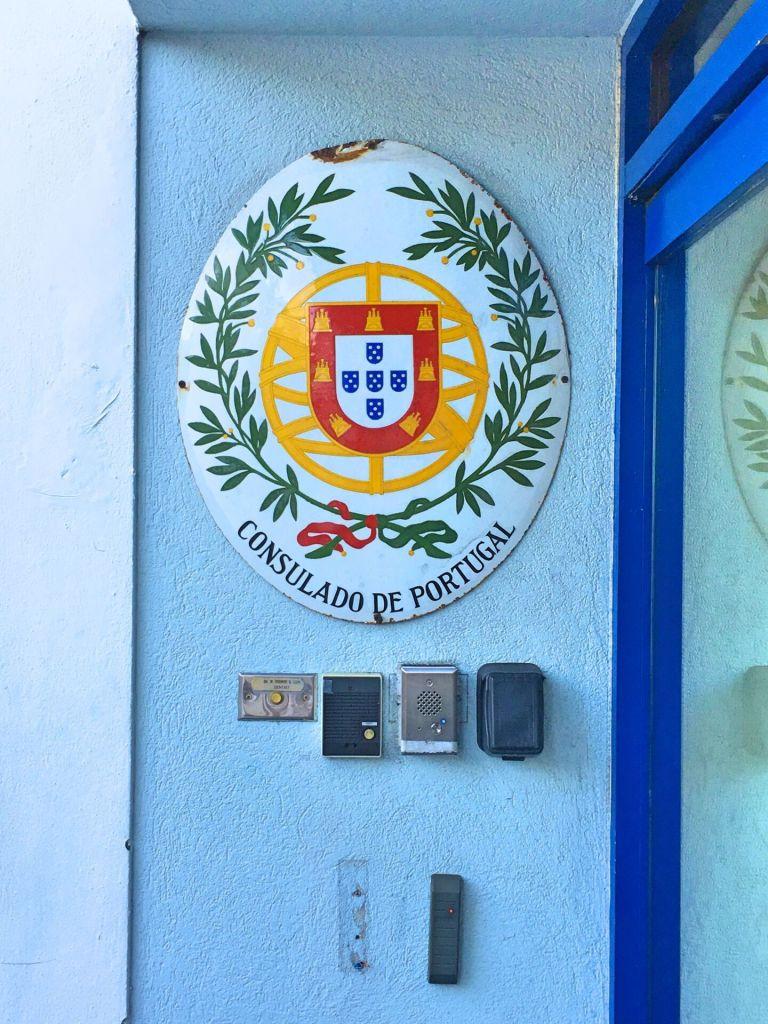 Portuguese consulate Bermuda