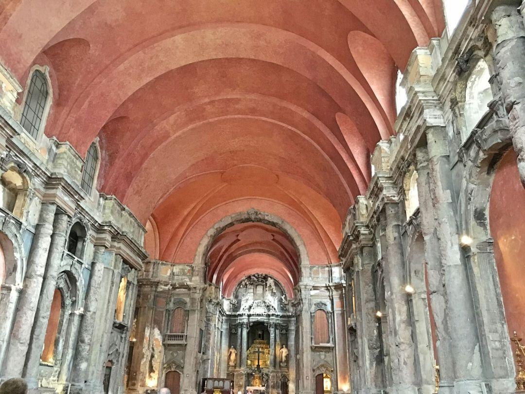 Interior Igreja de São Domingos