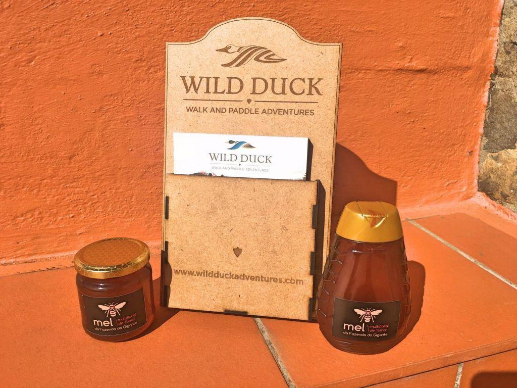 Wild Duck Adventures honey