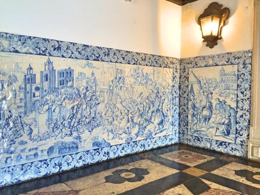 Detail at S. Vicente de Fora