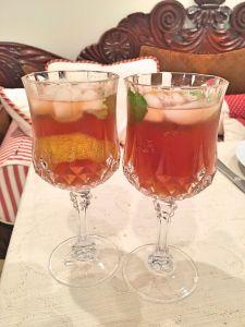 Portonico cocktails