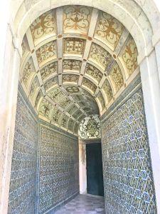 Hallway Convento de Cristo