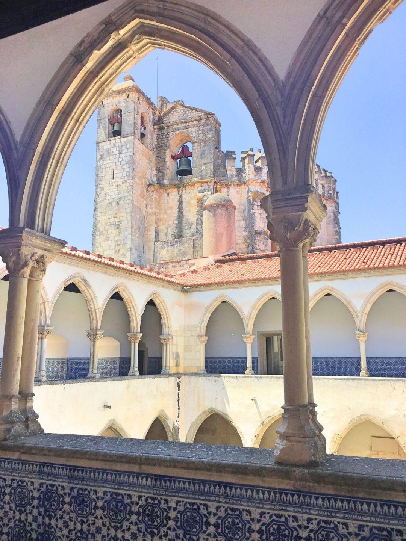 Convento de Cristo - arches