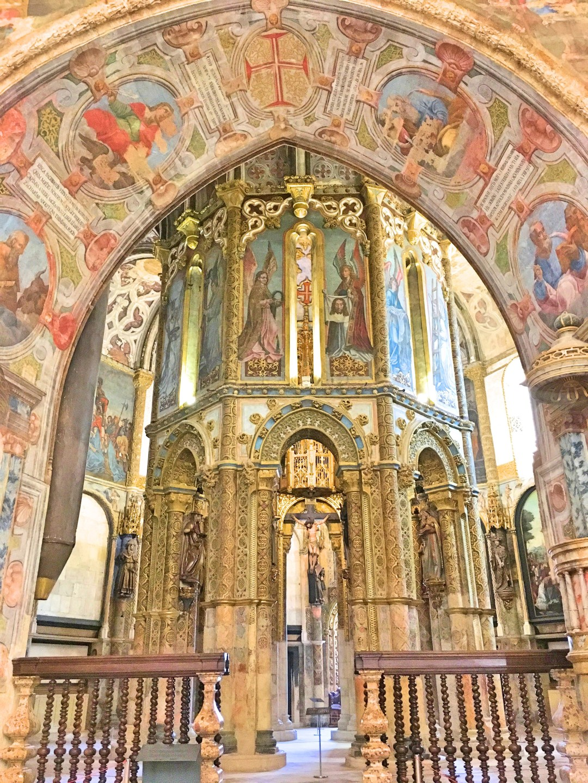 Charola, Convento de Cristo