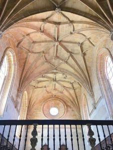 Ceilings, Convento de Cristo