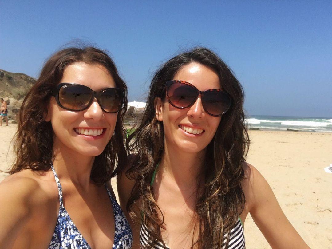Praia das Maçãs cousins