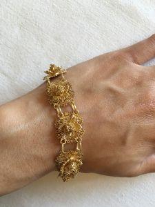Sofia Gold Bracelet 4