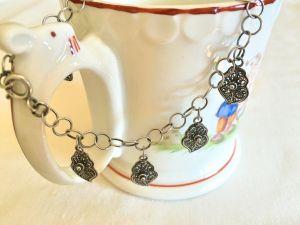 Claudia Silver Bracelet 1
