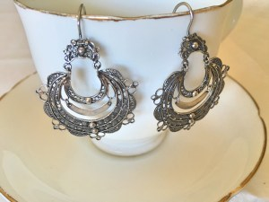 Angela Silver Earrings 2