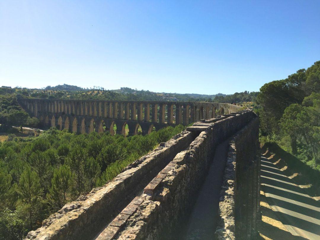 Path Aqueduto dos Pegoes