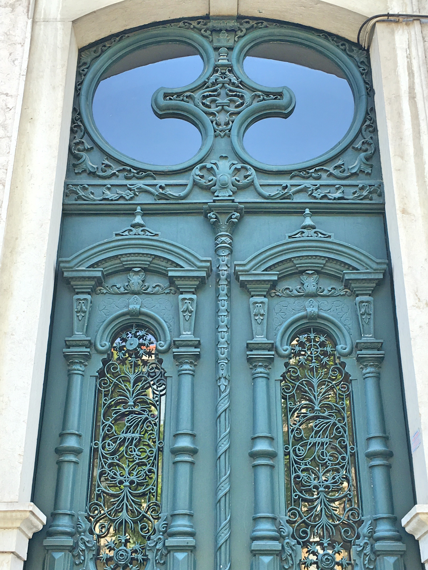 Portuguese door 22