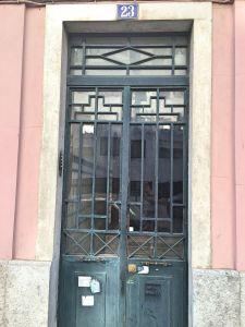Portuguese door 13