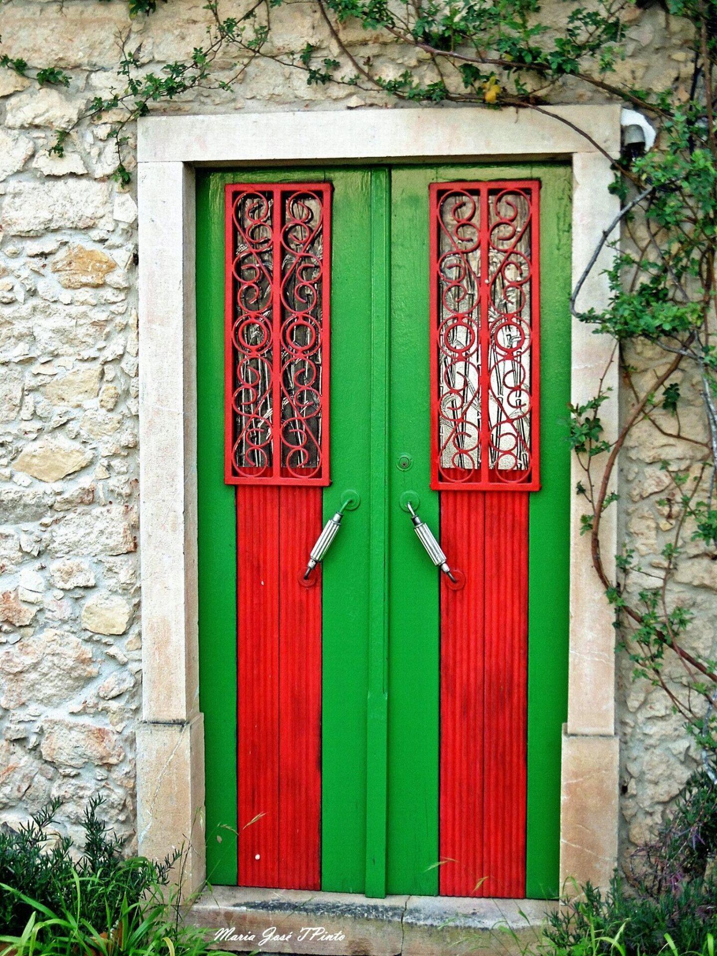 Portuguese door 8