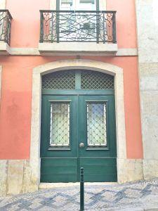 Portuguese door 24