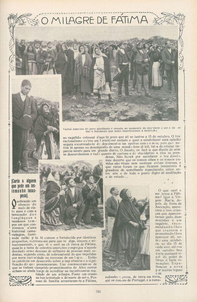 Newspaper Fatima