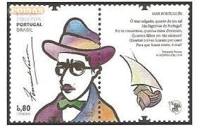 Pessoa stamp 1