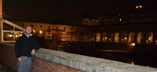 Con vista al Ponte Vecchio