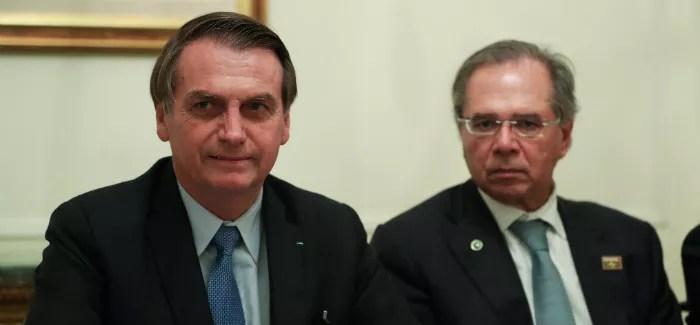 Bolsonaro e Guedes recebem autorização para usar R$ 325 bi das reservas deixadas por Lula/Dilma para pagar banqueiros.