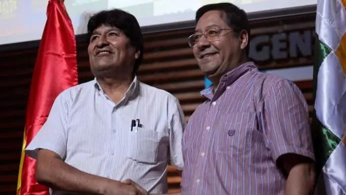 REVIRAVOLTA NA BOLÍVIA: Candidato de Evo Morales pode vencer as eleições em 1º turno.
