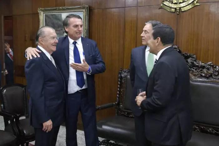 Comparado a Sarney, Bolsonaro culpa os supermercados pelo aumento e envia ofícios pedindo explicações.