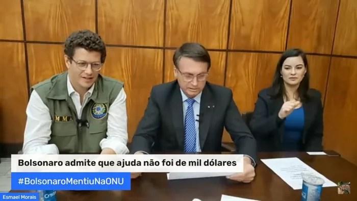 "Bolsonaro chama Paulo Coelho de ""idiota"" durante live"