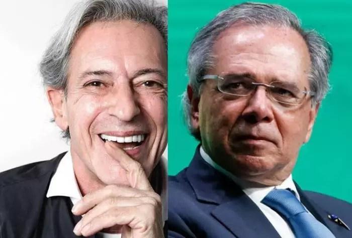 """Zé Simão: """"O problema do Guedes não é o mercado, é o supermercado! …"""""""