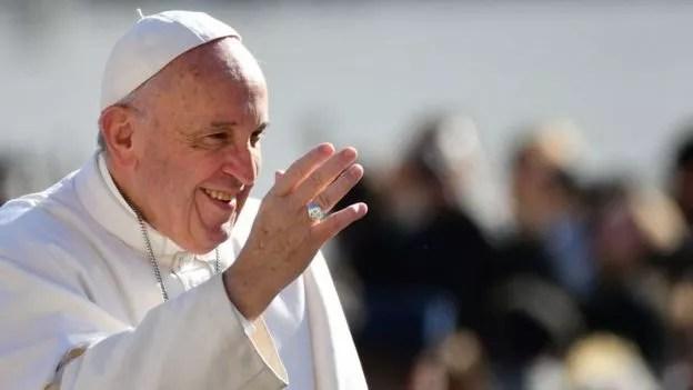 Papa Francisco afirma que a propriedade privada não é um direito absoluto.