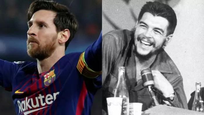 Messi, em rara entrevista, defende combate a desigualdade e diz que se emociona ao ver fotos de Che Guevara.