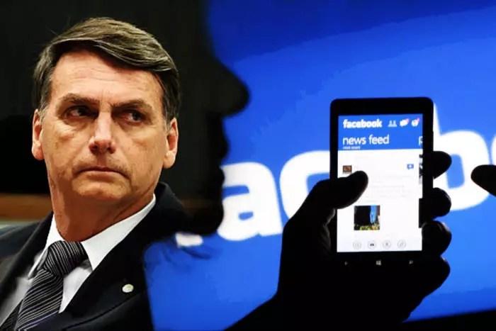 Funcionário do Facebook que caiu por vídeo do Bolsonaro, se deminitiu por que a rede está se alinhando com ricos e poderosos.
