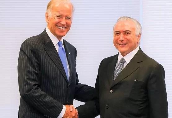 Biden articulou invasão do parlamento da Ucrânia em 2014