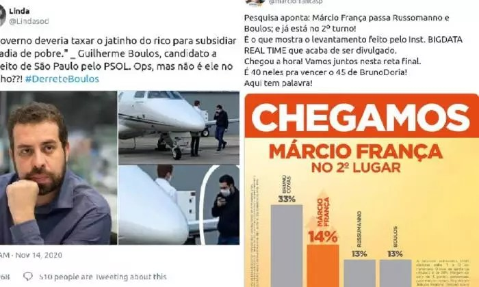 Ataque do gabinete do ódio é ação coordenada com pesquisa BigData e Márcio França.