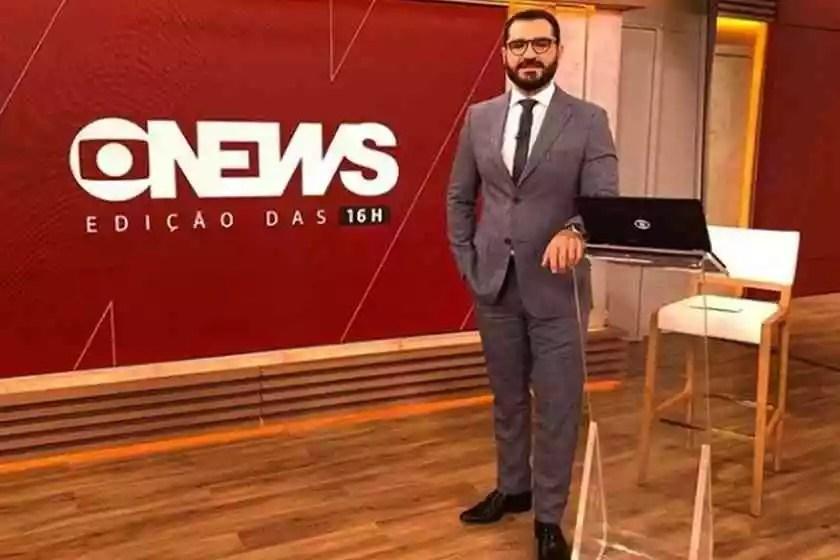 Apresentador da Globo denuncia ataque homofóbico e ameaça de morte